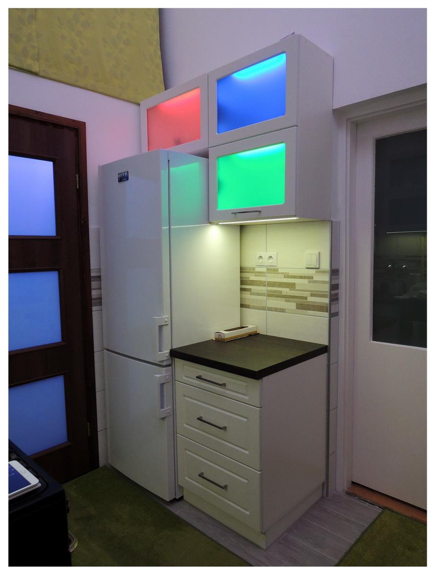 Dekor világítás LED szalaggal